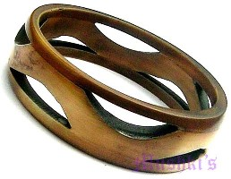 Ethnic Bangle - click here for large view