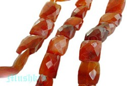 Carnelian Chwingum cut - click here for large view
