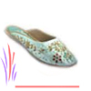 BS-Beaded Nagara Slippers