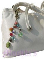 bag charm - click here for large view