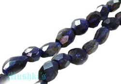 Iolite Oval faceted - click here for large view